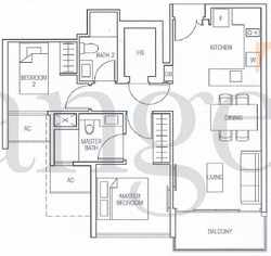 Bartley Residences (D19), Apartment #227153491